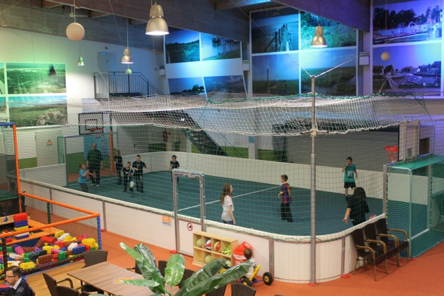 Fun Center Husum - Soccerfeld