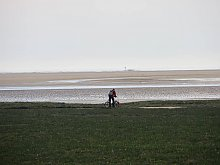 Nationalpark Wattenmeer - Wattlandschaft